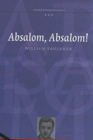 bokforside Absalom, Absalom William Faulkner