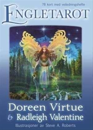 cover engletarot kort doreen virtue