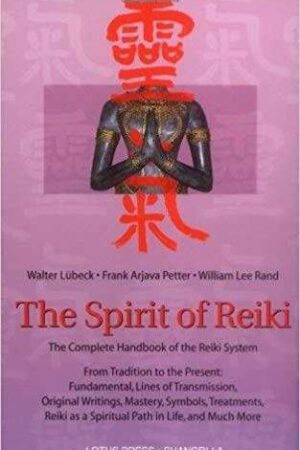 bokforside The Spirit Of Reik av Walter Lubeck