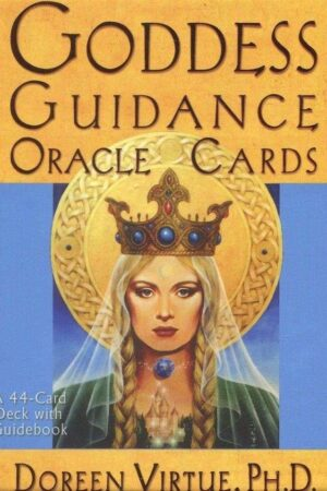 forside oddess Guidance Oracle Cards Doreen Virtue