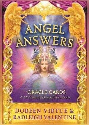 forside Angel Answers Oracle Cards Doreen Virtue