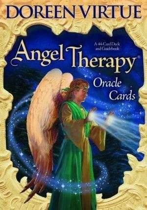 forside Angel Therapy Orackle Cards Doreen Virtue