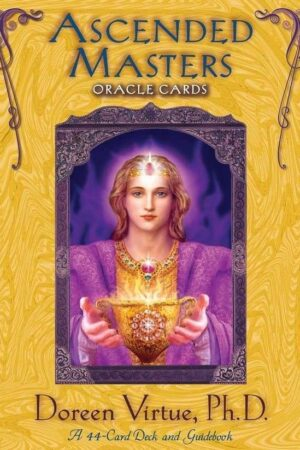 cover Ascended Masters Oracle Cards Doreen Virtue