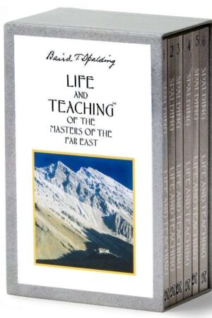 bokforside Life And Teaching Of The Masters Of The Far East; Boxed Set, Volume 1 6