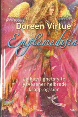 bokforside Englemedisin Doreen Virtue