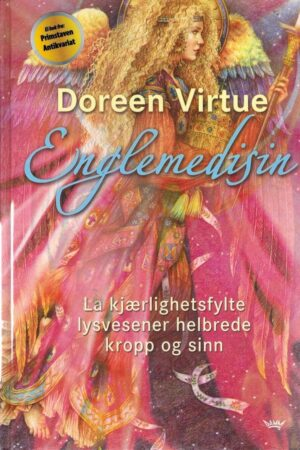 bokforside Doreen Virtue Englemedisin