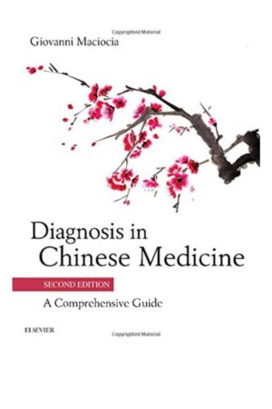 bokforside Diagnosis In Chinese Medicine A Comprehensive Guide