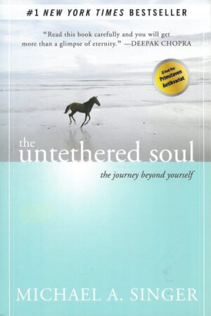 bokforside The Untethered Soul, M.A. Singer