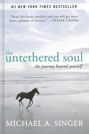 bokforside The Untethered Soul, The Journet Beyond Yourself, M.A. Singer (2)