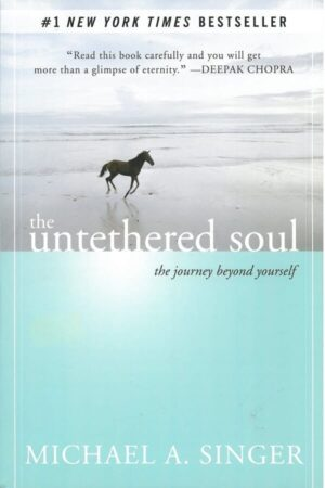 bokforside The Untethered Soul,Michael A. Singer