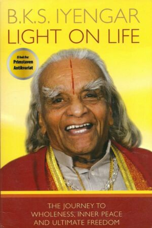 bokforside Light On Life, B.k.s. Iyengar