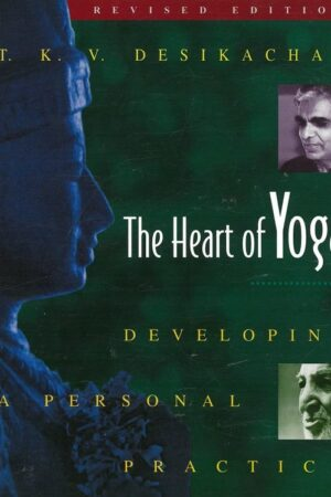 bokforside The Heart Of Yogam Developing A Personal Practice