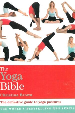 bokforside The Yoga Bible, Christina Brown