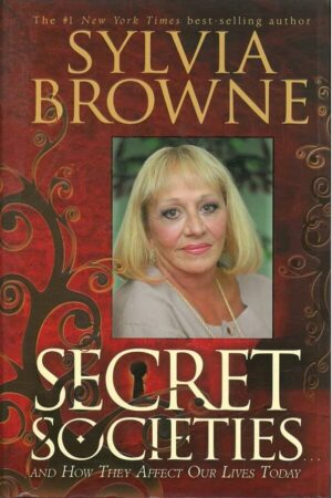 Bokforside Secret Societies, Sylvia Browne