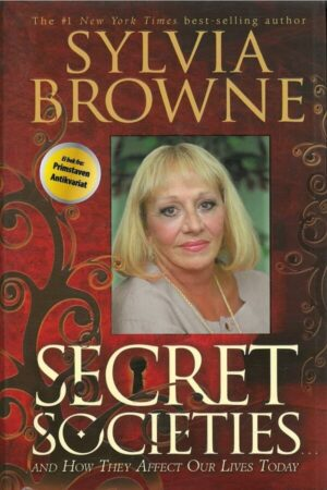 bokforside Sylvia Browne, Secret Societies