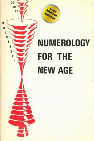 bokforside Numerology For The New Age, Lynn M. Buess