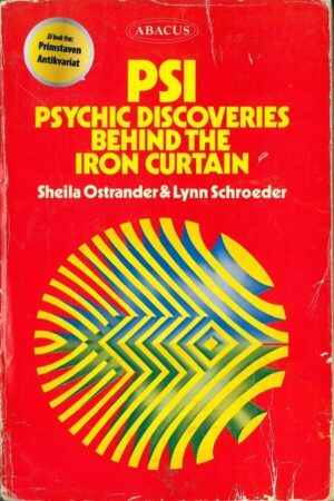 boksforside PSI Psychic discoveries behind the iron curtain