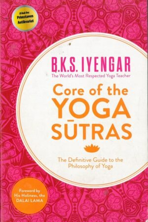 boksforside Core of the Yoga Sutras