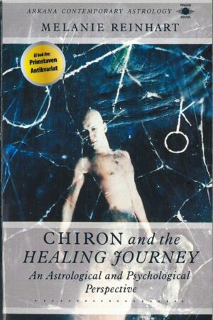 boksforside Chiron and the Healing Journey