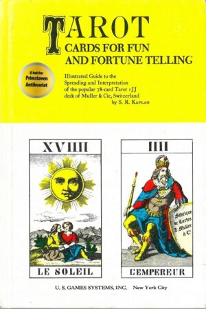 boksforside Tarot Cards for Fun and Fortune Telling