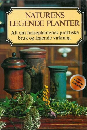 bokforside Naturens legende planter