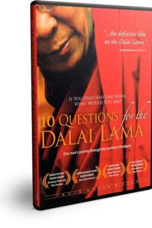 coverbilde 10 QUESTIONS FOR THE DALAI LAMA 1