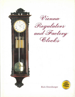 bokforside Vienna Regulators and Factory Clocks