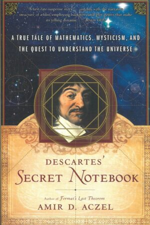 bokforside Descartes Secret Notebook