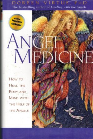 bokforside Angel Medicine Doreen Virtue