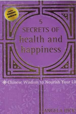 bokforside 5 Secrets Of Health And Happiness
