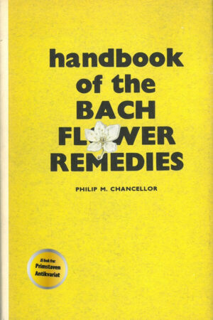 bokforside Handbook of the bach flower remedies