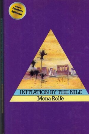 bokforside Initation By The Nile, Mona Rolfe