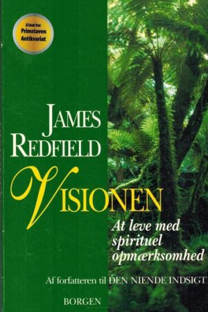 bokforside Visionen, James Redfield