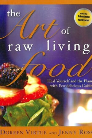 bokforside Doreen Virtue, The Art Of Raw Living Food