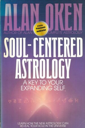 bokforside Soul Cetered Astrology Alan Oken