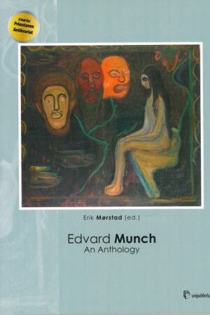 bokforside Edvard Munch An Anthology, Erik Moerstad