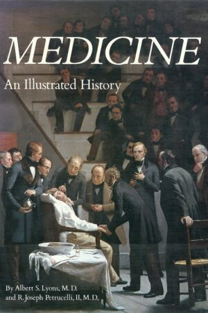 bokforside Medicine, An Illustrated History