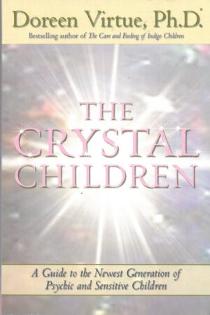 bokforside The Crystal Children, Doreen Virtue
