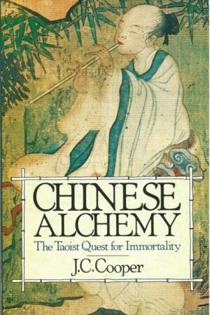 bokforside Chinese Alchemy, The Taoist Quest For Immortality