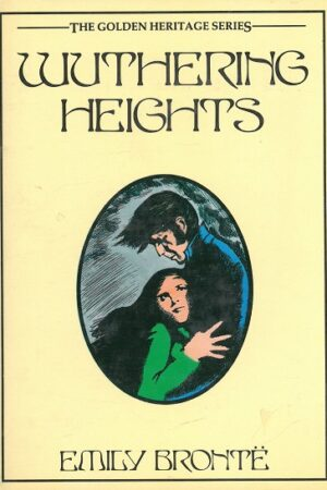 bokforside Wuthering Heights Emily Bronte