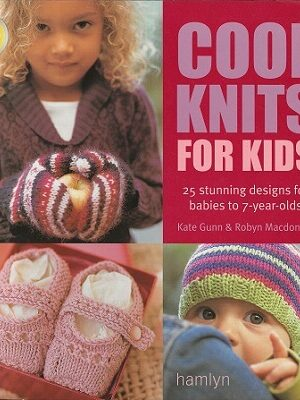bokforside Cool Knits for Kids