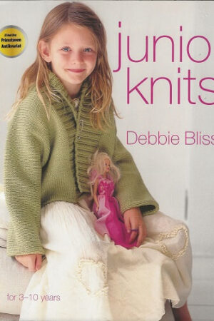 bokforside Junior knits