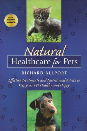 bokforside Natural Healthcare For Pets