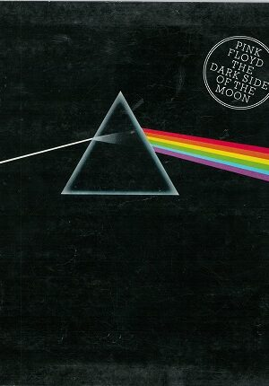platecover The Dark Side Of The Moon, Pink Floyd, Vinyl