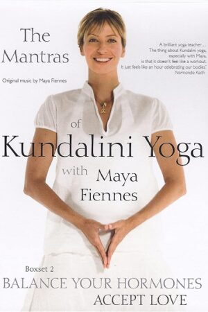 DVD The Mantras Of Kundali Yoga With Maya Fiennes. Accept Love
