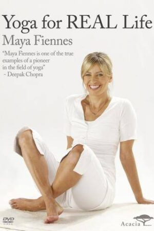 DVD Yoga For Real Life Maya Fiennes