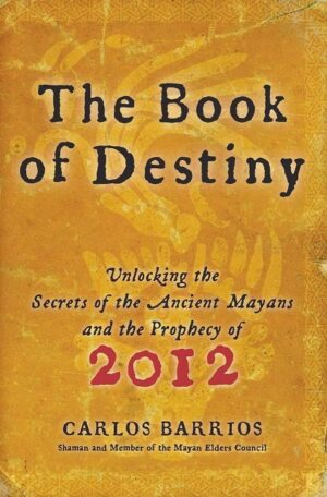bpkforside The Book Of Destiny , Carlos Barrios