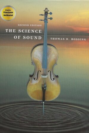 bokforside The Science Of Sound Thomas D. Rossing