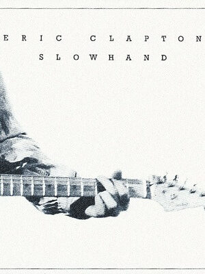 platecover Eric Clapton Slowhand