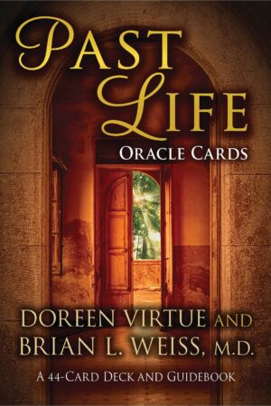 coverbilde Past Life Oracle Cards Doreebn Virtue, Brian L Weiss